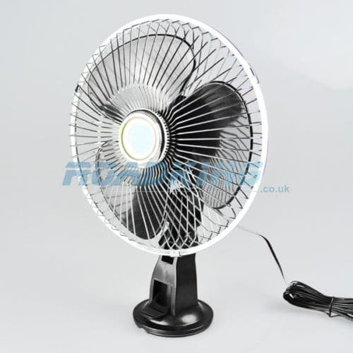 Cab Cooling Fans