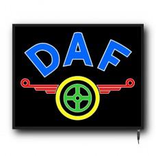 DAF Range of Cab Logo's