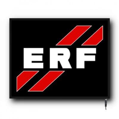 ERF Range of Cab Logo's