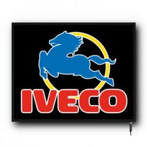 IVECO Range of Cab Logo's