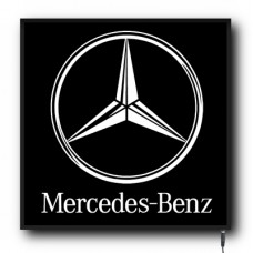 MERCEDES Range of Cab Logo's