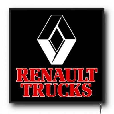 RENAULT Range of Cab Logo's